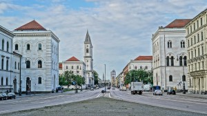 cursos de alemán en Múnich