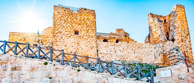 Viajes a Jordania organizados por expertos y descubre más del imperio hachemita