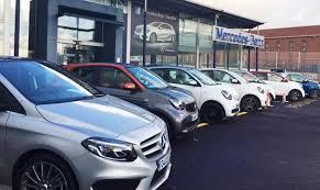 Encuentra en el concesionario Mercedes Tenerife el automóvil de tus sueños