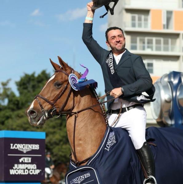 Salvador Oñate Barrón se juega el primer lugar en la pista del Country Club