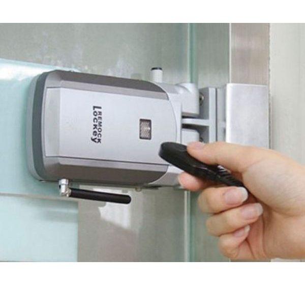 Cerradura invisible con mando a distancia: refuerza tu seguridad