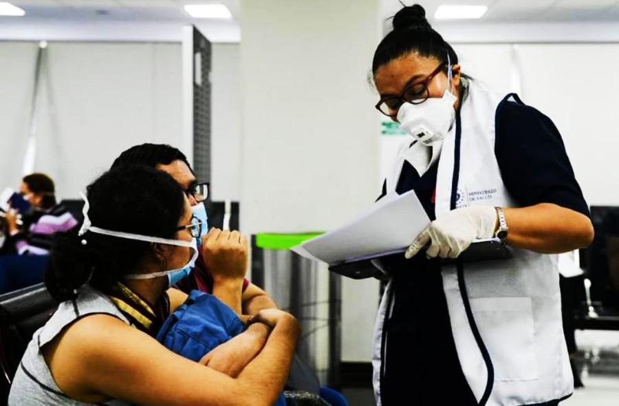 Información de interés en El Salvador sobre el coronavirus