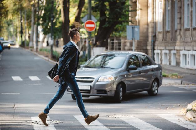 Por qué Ocurren los Accidentes Peatonales