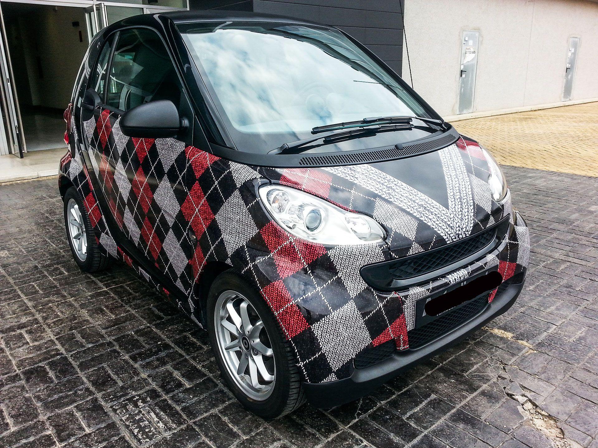 La rotulación de coches, una forma  de revolucionar la publicidad